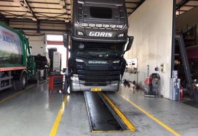 Service Sivris - Συνεργείο φορτηγών 32