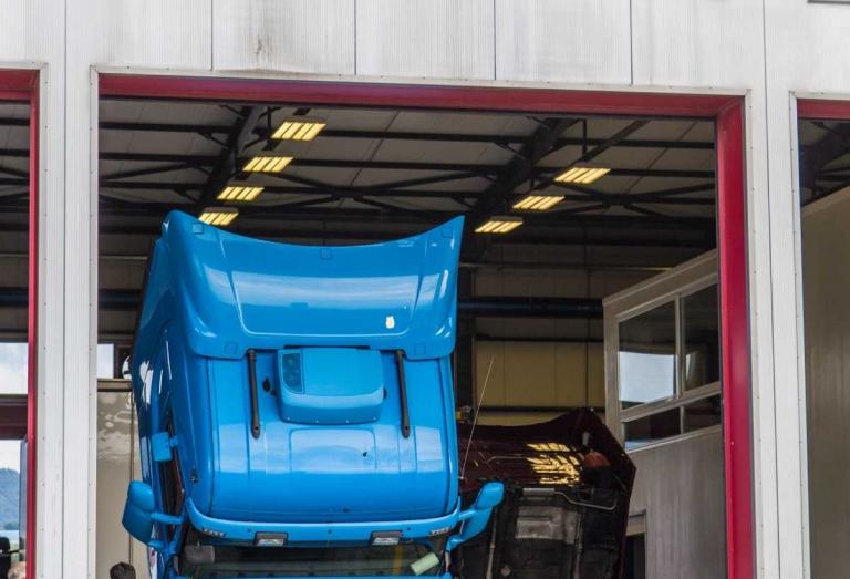 Service Sivris Συνεργείο Φορτηγών 23